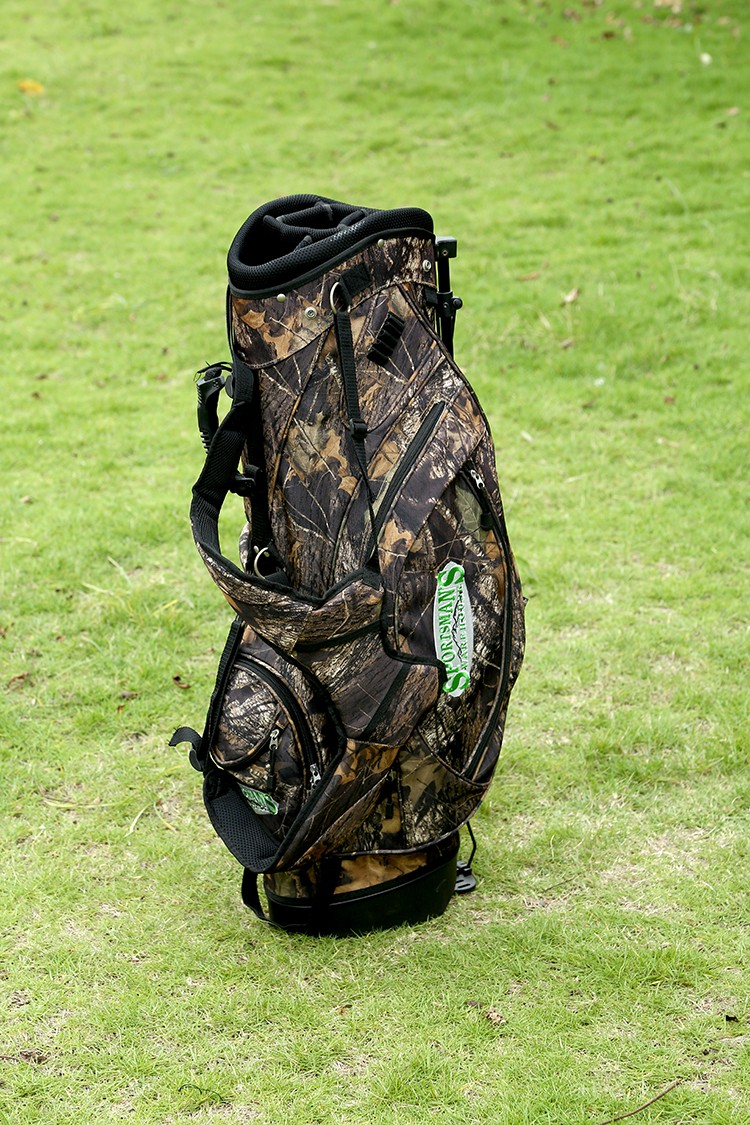 OEM/ODM custom make golf stand bag yes golf bag With Factory Price