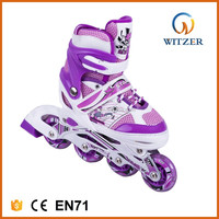 competitive price good quality stretchable patins inline skates