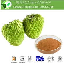 GMO Free Manufacturer supply 4:1 Fresh Soursop Fruit Extract / Fresh Soursop Fruit Powder