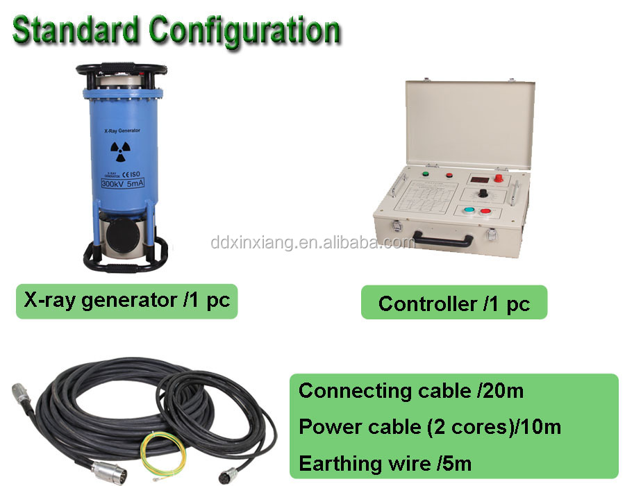 Portable X-ray NDT Equipment