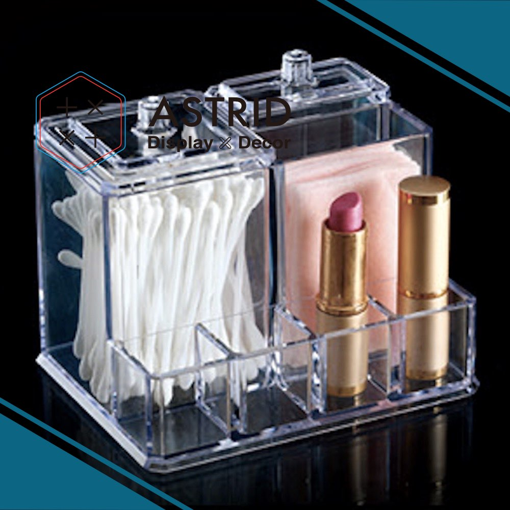 Acrylic Cosmetic Storage Display Boxes hot sales acrylic makeup organizer