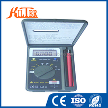 Manual Range Pocket Analog KT-4000P-2 auto range C F Digital Multimeter