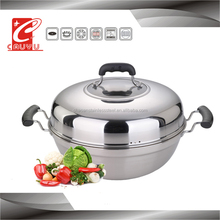 CYWK336C-7 steamed bun steamer stainless steel soup pot