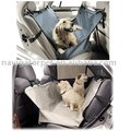 Pet Car Seat Pet Hammock with two pocket