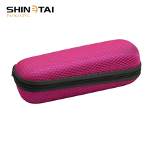 High Quality Hand Made Fit Standard Size Eva Reading Glasses Cases