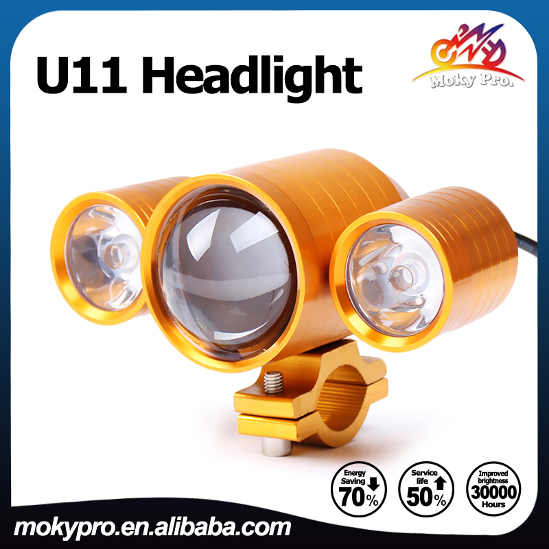 2016 new U11 headlight fog <strong>light</strong> for motorcycle