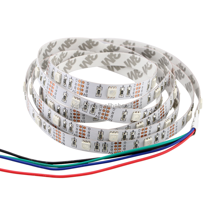 RGB LED Stripes 24 volt led strip lighting 24V/230V strip