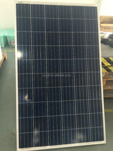 China solar energy solar panel poly 255W