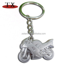 3D Simulation Motorcycle model key chain keyring