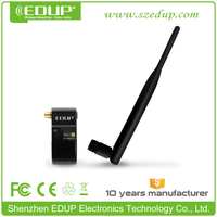 300Mbps wifi usb adapter with external SMA 6dBi antenna