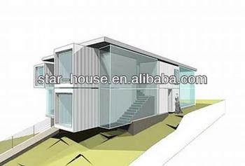 Luxury Living Container Villa Prefab Villa Buy Luxury