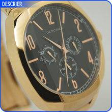 Fashion Watch Wholesale OEM Mens Gold Replica Watches