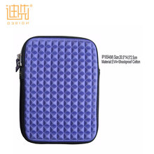 Large supply ability OEM ODM shockproof eva + cotton 10.1 inch laptop sleeve case for girl