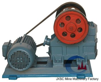 Small Mining Equipment Small Rock Crusher for Sale