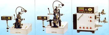 VX - 100 / VX - 100D / VX - 100 DX Ultimate Coil Winding Machines