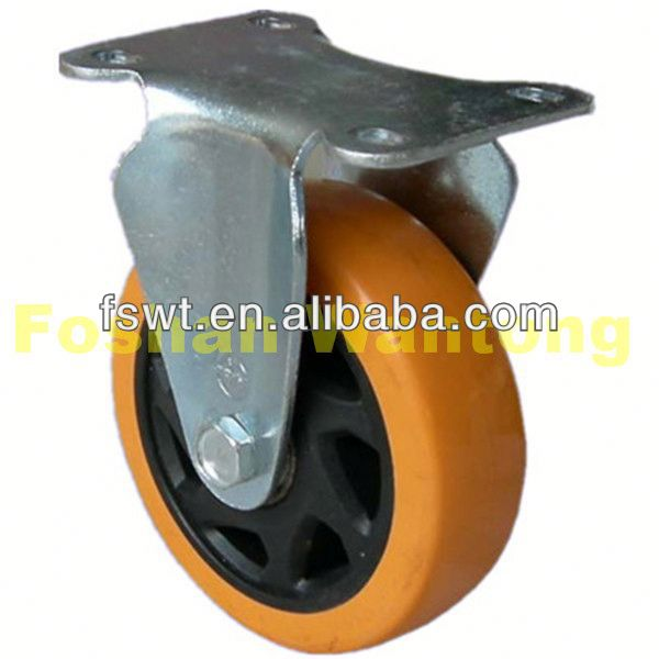 Washing Machines Diamond Furniture Small Fixed Trolley roller ball caster