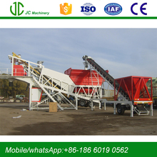 Automatic Cement Mini Batching Plant Concrete Mixing Plant Price on sale
