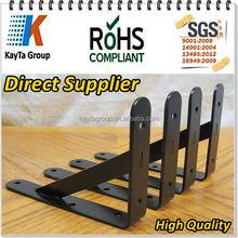 China fast delivery hardware 90 degree right angle metal corner bracket supplier