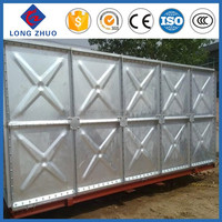 Industry And Agriculture Water Storage Tank/ Clear Water Tank/ Fire Fighting Water Strorage Tanks