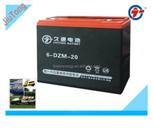 12V20AH gel vrla battery/ rechargeable electric bike battery