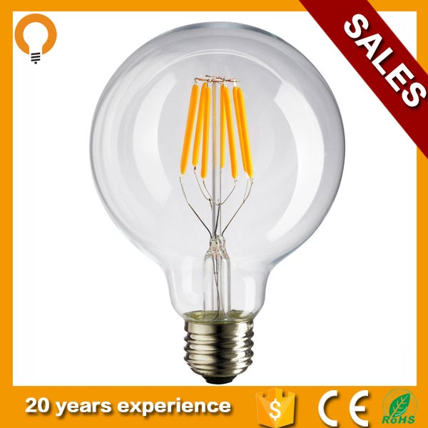 G80 home lighting bulb 8w