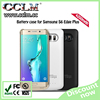 High power 4200mah Back Clip Battery Rechargeable External Battery Case for Samsung Galaxy S6 Edge