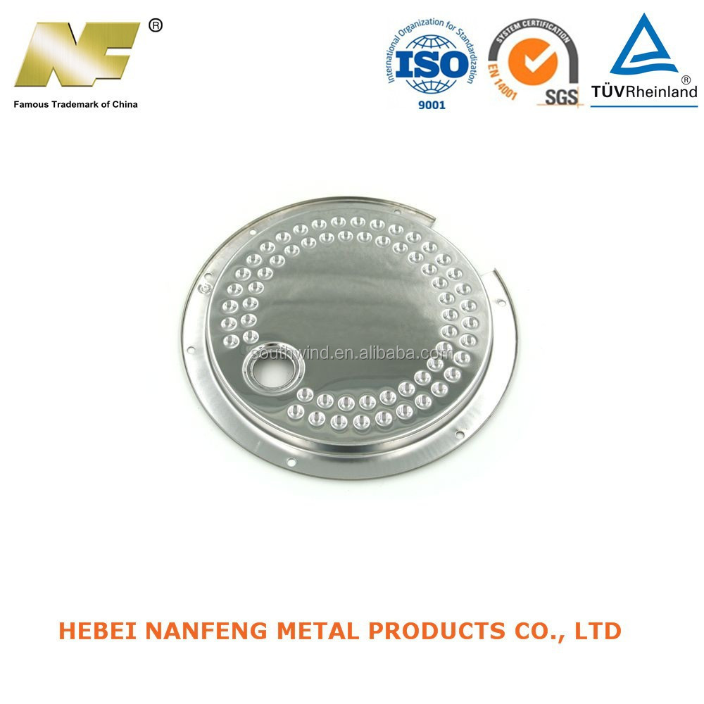 ISo Certified Custom Rice Cooker Metal Forming Press Parts
