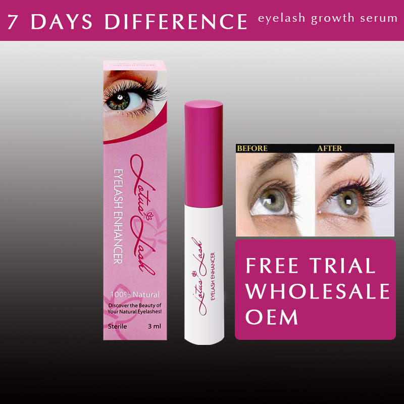 Quality Guaranteed Practical Design Double Headed Eyelash And Brow Growth Serum For Fuller,Thicker Lashes And Brows