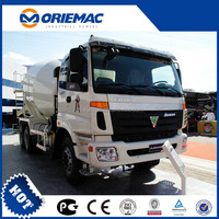 Foton Auman 6x4 volume of a concrete truck