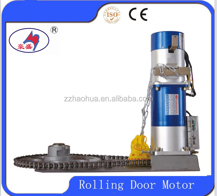 AC motor 1.0T industrial roller door motor / electric rolling door operators/automatic shutter door motor