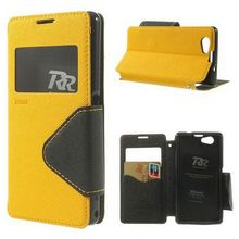 Roar Korea Best Brands Mobile Phone Leather Case, Phone Accessories For Samsung Galaxy