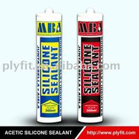 acid smell construction Acetic Silicone Sealant