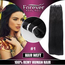 Forever new products 2016 cabelo humano indiano straight hair