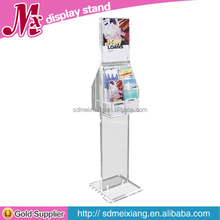 MX-AS010 Practical display stands for greeting cards / greeting cards display stands / metal floor display