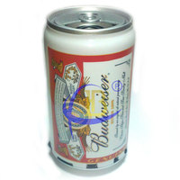 budweiser beer can speaker for promotion gift