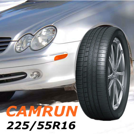 HOT SALE CAMRUN Brand 2013 Car Tire 225 55R 16 inch Car Tyre for Mercedes Benz E350