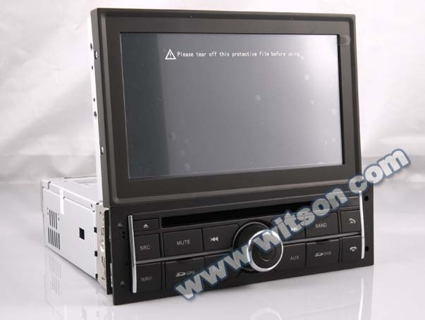WITSON DOUBLE DIN CAR <strong>DVD</strong> GPS MITSUBISHI <strong>L200</strong> 2010-2012 WITH A8 CHIPSET DUAL CORE 1080P V-20 DISC