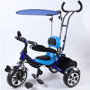 baby tricycle with handle bar