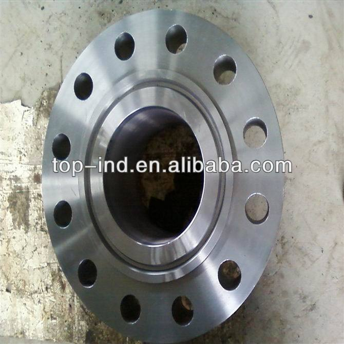 China tongue and groove flange