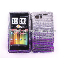 Diamond Case For HTC ,Fashion Bling case for HTC Raider 4G X710e G19 snap on Case