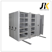 Movable system compartment Archive mass shelves