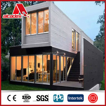 aluminum composite board ACB for trailer skin