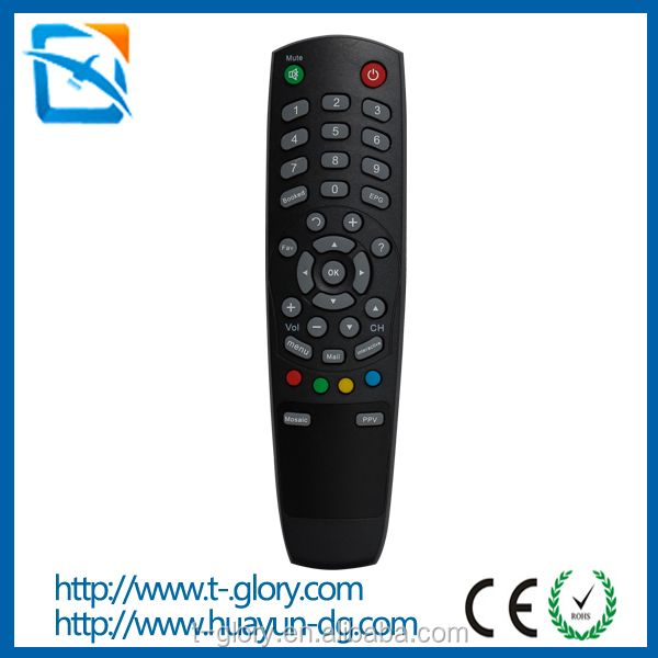 Remote control for iptv q-sat q16 mini hd satellite receiver free to air internet receiver Globo HD405