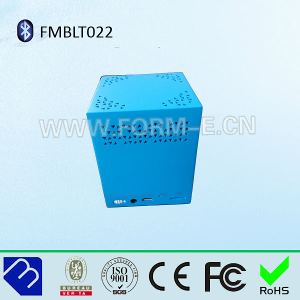 FMBLT022 new mold audio amplifier bluetooth speaker