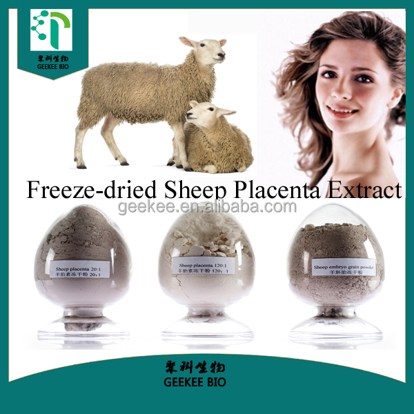 High Quality Pure freeze-dried sheep placenta extract