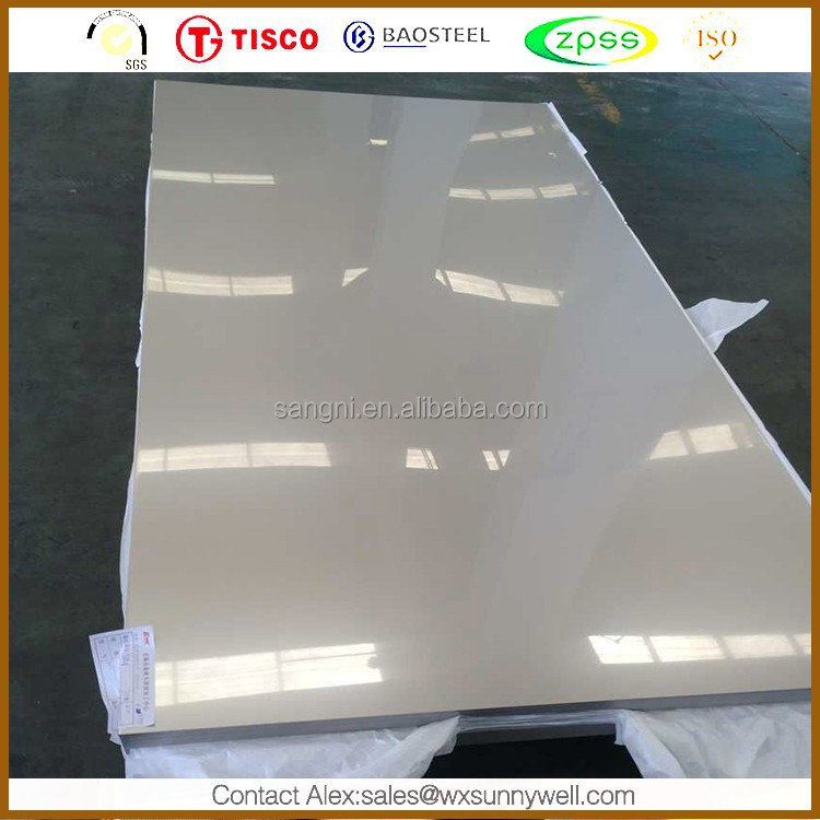 tisco stainless steel sheet 5mm thick 309s price