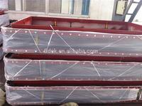Brand new flange end galvanized rubber expansion joint for wholesales