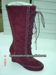 FASHION BEST 2012 non-slip winter boots for women