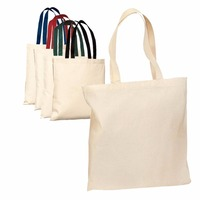 hot sale fashion canvas cotton sling tote bag with long handle