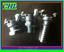 European Type air hose claw coupling